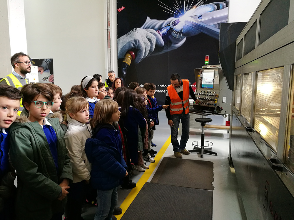 Whirlpool EMEA facilities turn into schools for a day 1