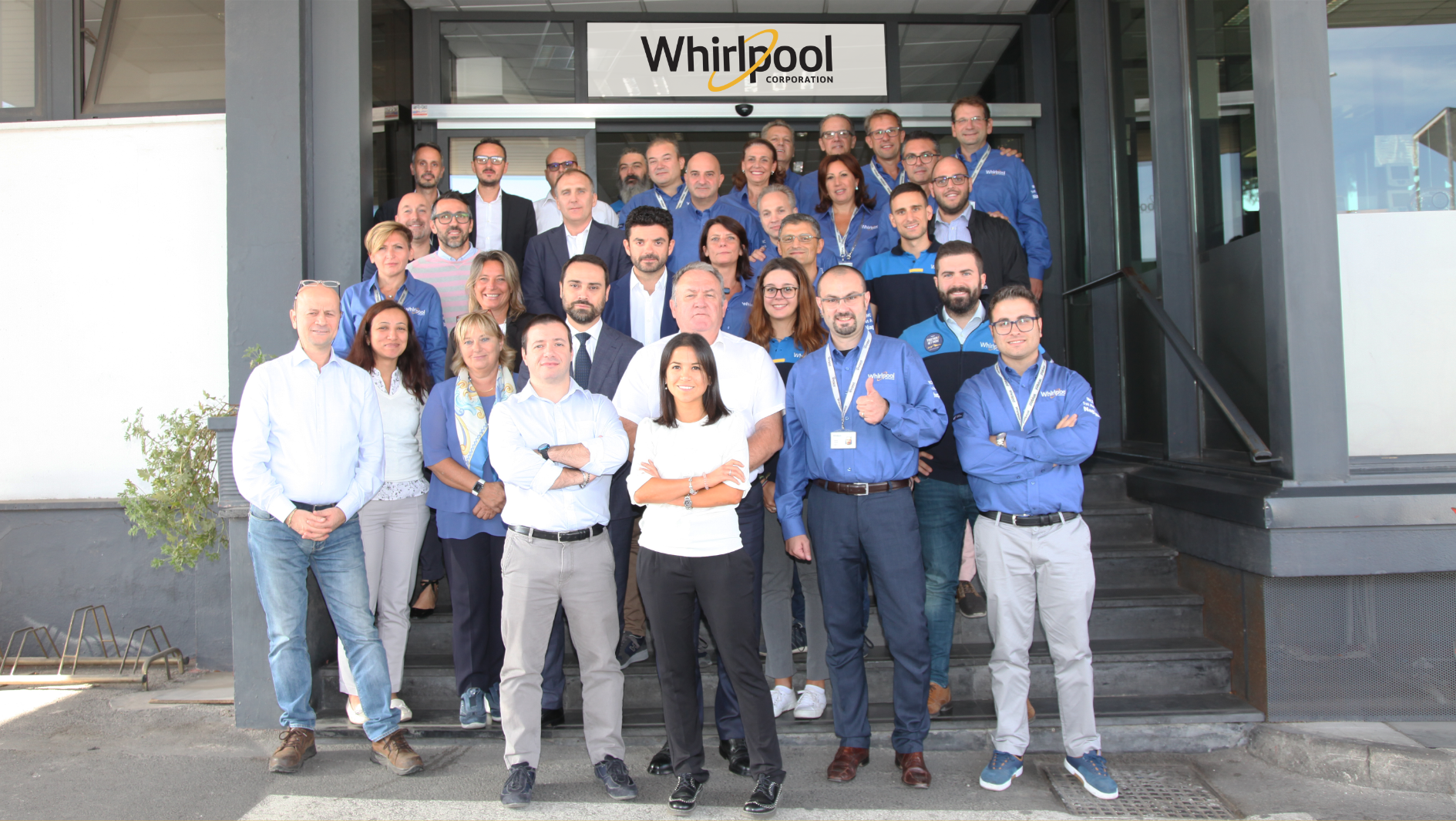 Naples, Whirlpool World Class Manufacturing