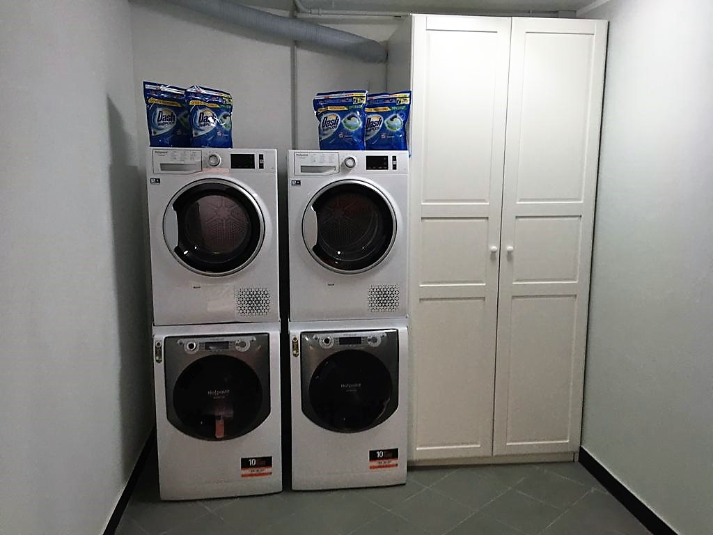 Pope Francis Laundry opens in Genova, Italy thanks do Whirlpool EMEA appliances