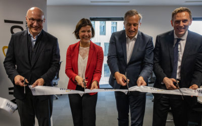 Opening of the new Whirlpool Shared Services Center for Supply Chain in Łódź