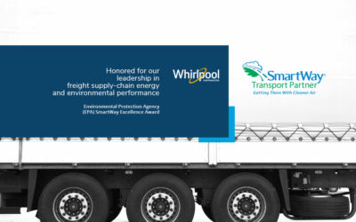 Whirlpool Corporation earns sixth consecutive EPA SmartWay Excellence Award; fourth consecutive High Performer recognition