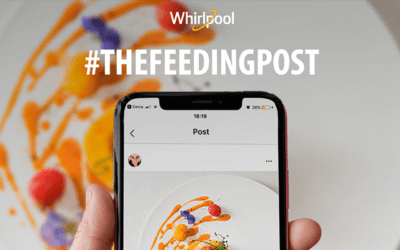 Share a food selfie, share a meal: Whirlpool launches #TheFeedingPost to help Food Banks and people in need