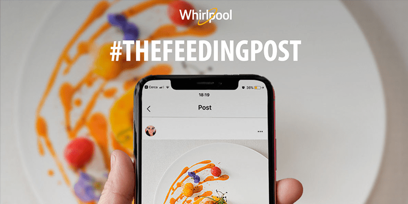 Share a food selfie, share a meal: Whirlpool launches #TheFeedingPost to help Food Banks and people in need 2
