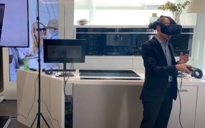 How We Are Using Virtual Reality to Innovate