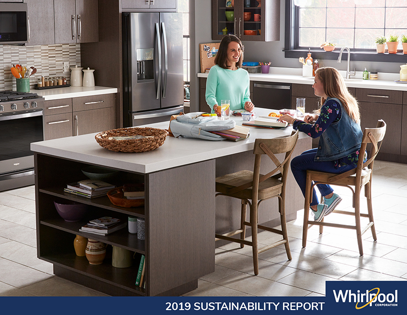 Whirlpool Corporation Sustainability Report 2019