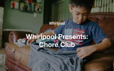 #ChoreClub Turns Chores into Fun Ways to Teach Every Day Lessons