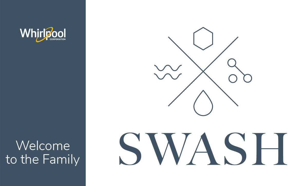 Welcome to the Whirlpool Corporation Family Swash Detergent