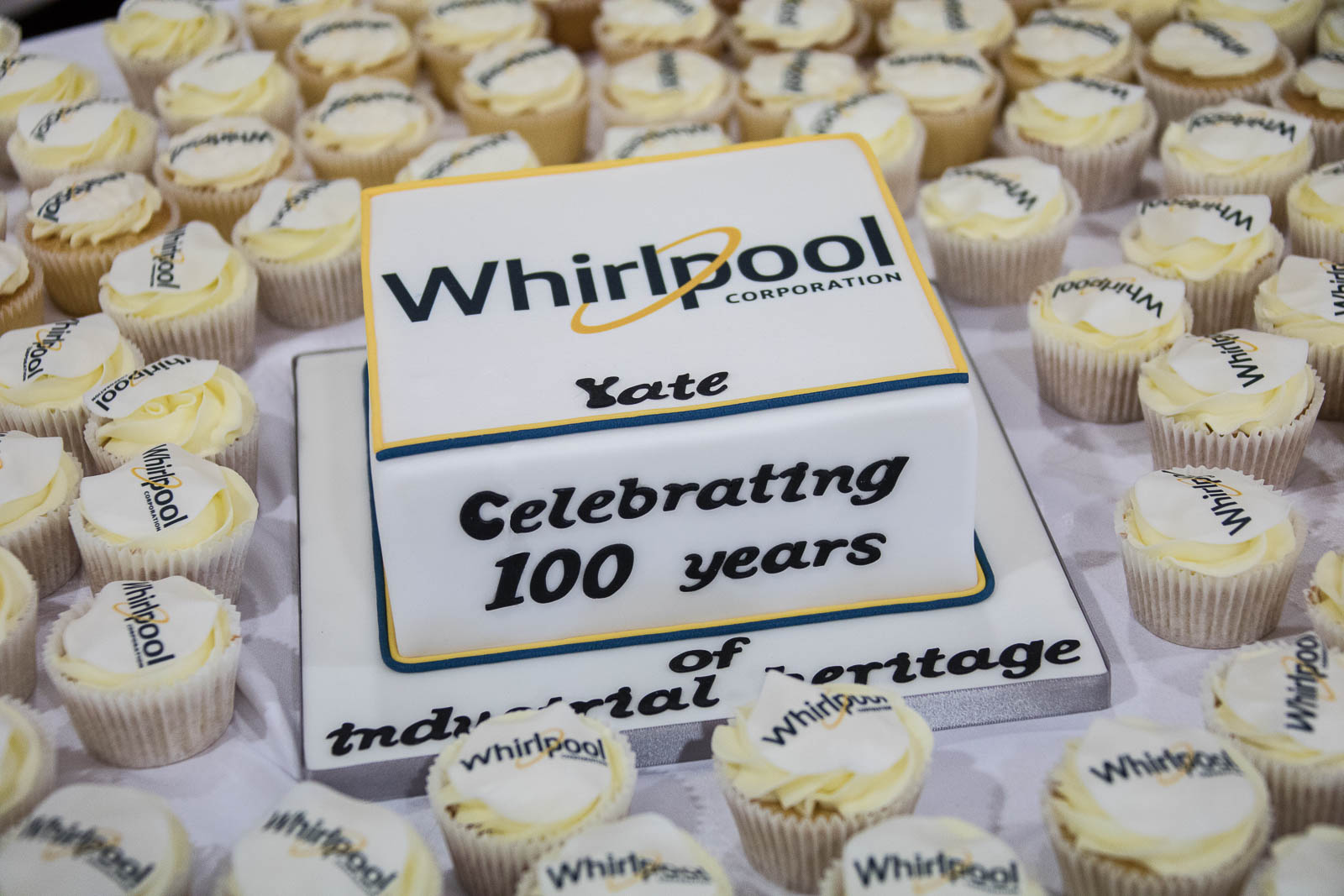 Centenary Celebrations at Whirlpool Corporation's Yate Industrial Site 1