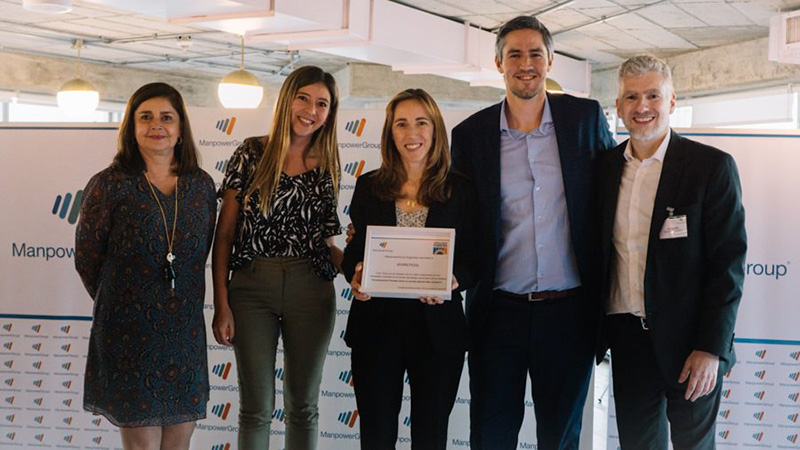 Whirlpool Argentina recognized for inclusive environment-2019