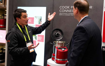 Whirlpool Corp Shines at CES 2019 with Celebrity Star Power and Award-Winning Appliance Innovation