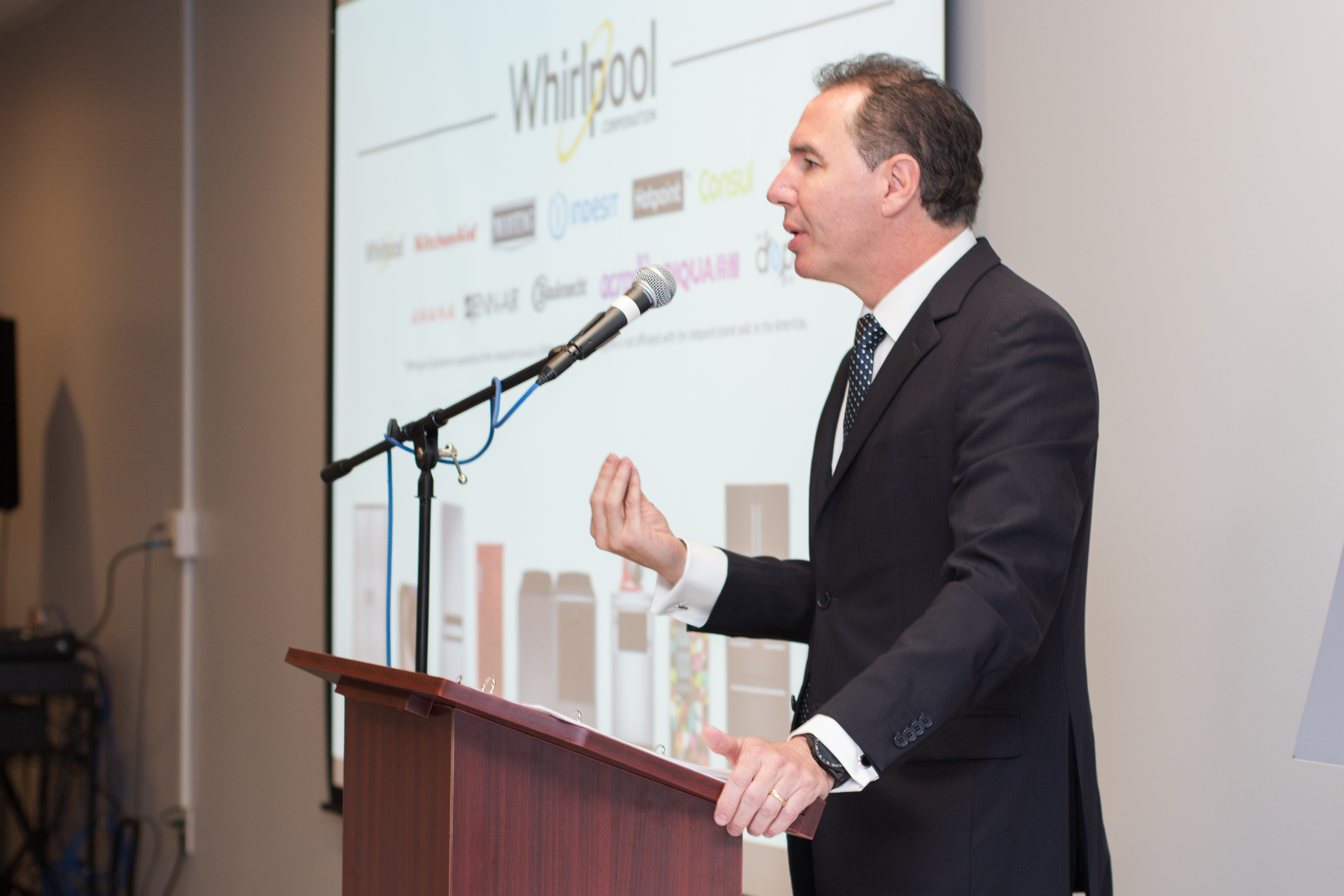 Whirlpool Corporation's 2018 Patent Awards Dinner
