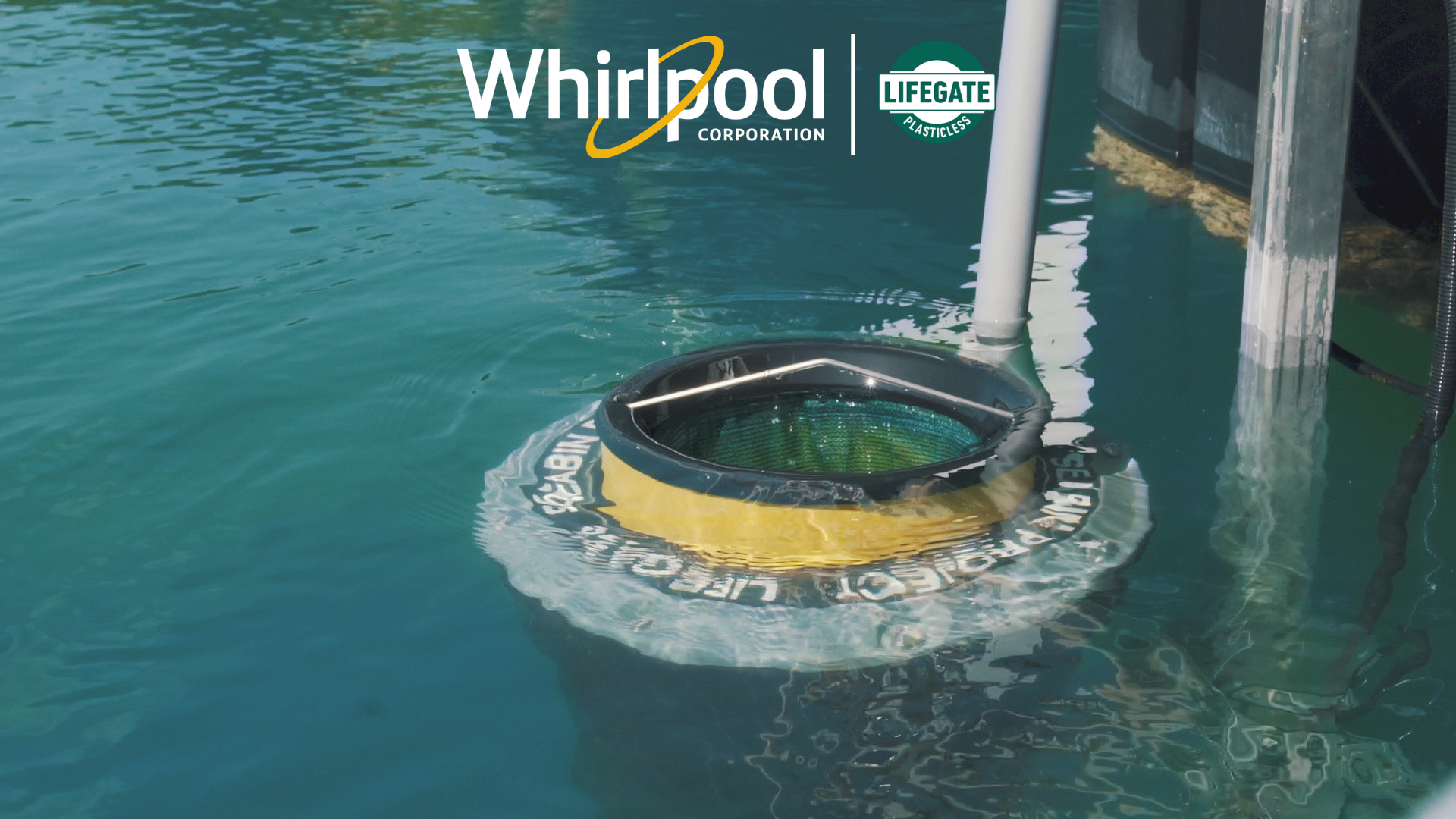 Whirlpool EMEA joins Lifegate in the fight against plastics pollution in Italy's seas 6