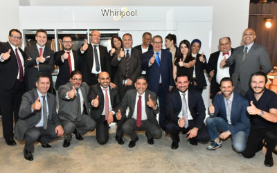 Whirlpool Launches its Flagship W Collection in Jordan