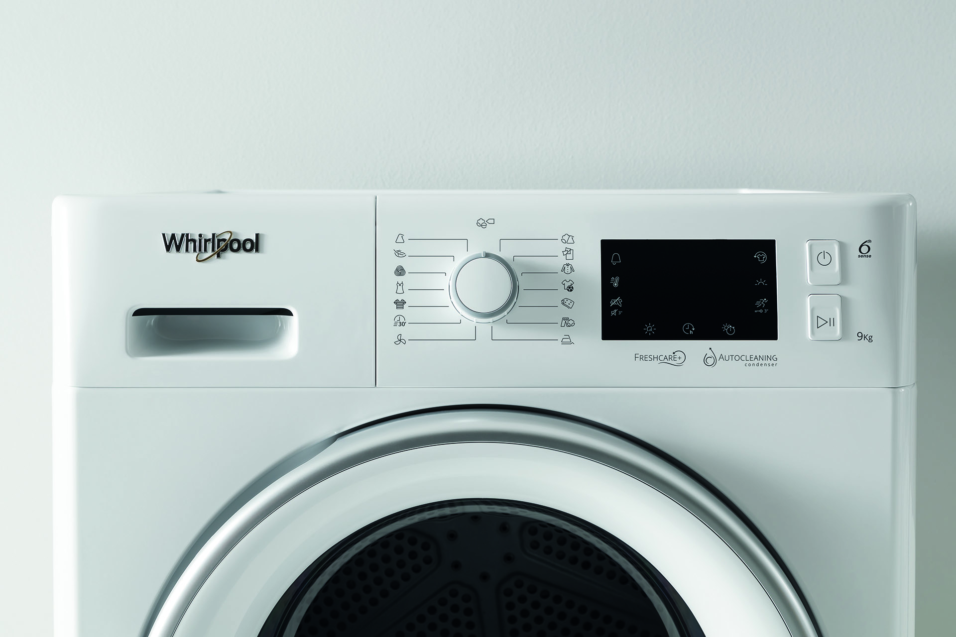 Whirlpool Supreme Care Dryer