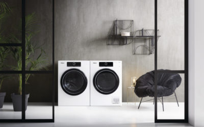 Whirlpool's Supreme Care tumble dryer delivers brilliantly uniform drying – even on bulky items