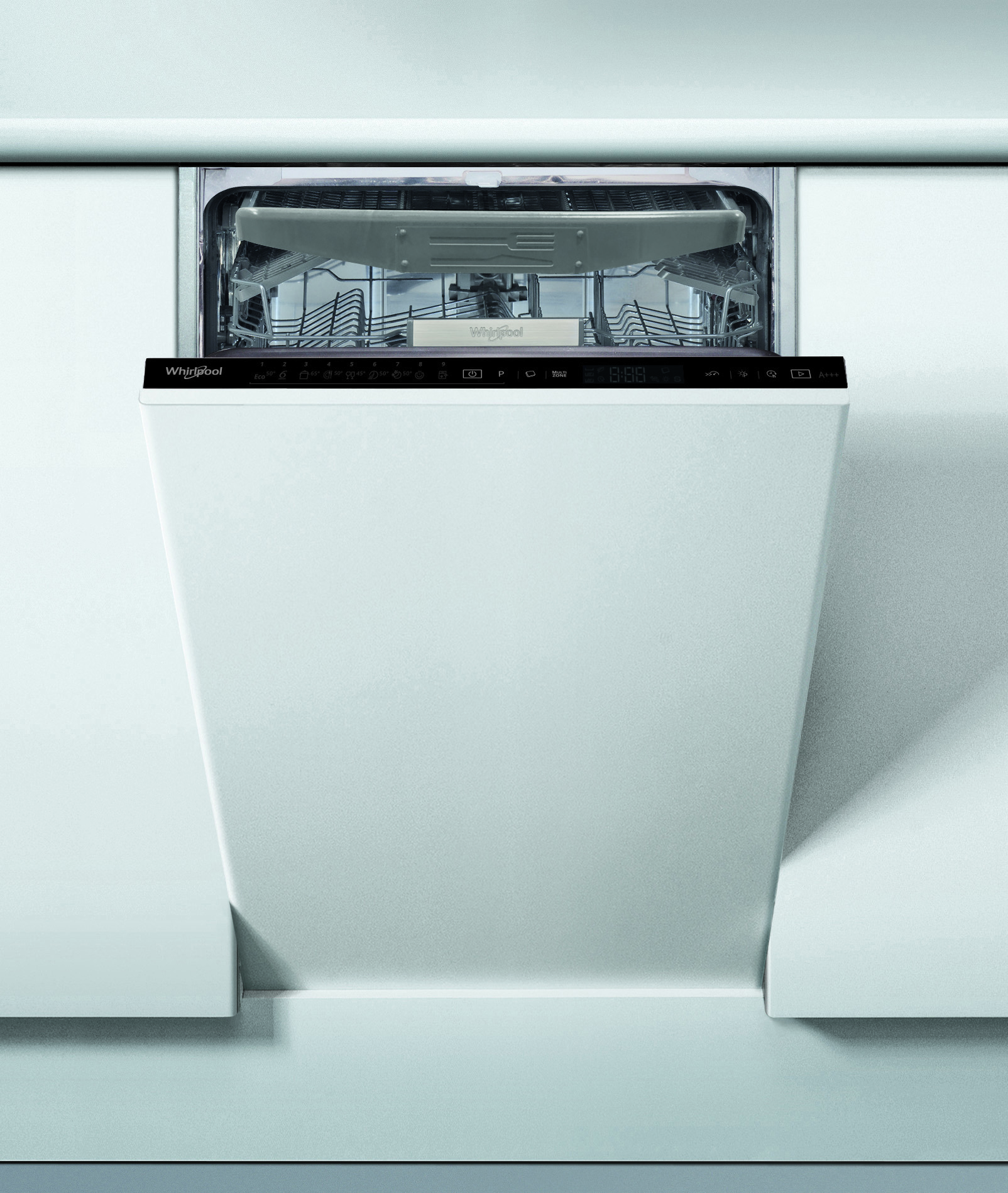 Whirlpool W Collection Supreme Clean Slim Size Dishwasher