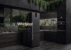 Whirlpool Corporation Annual Report Cover 2019