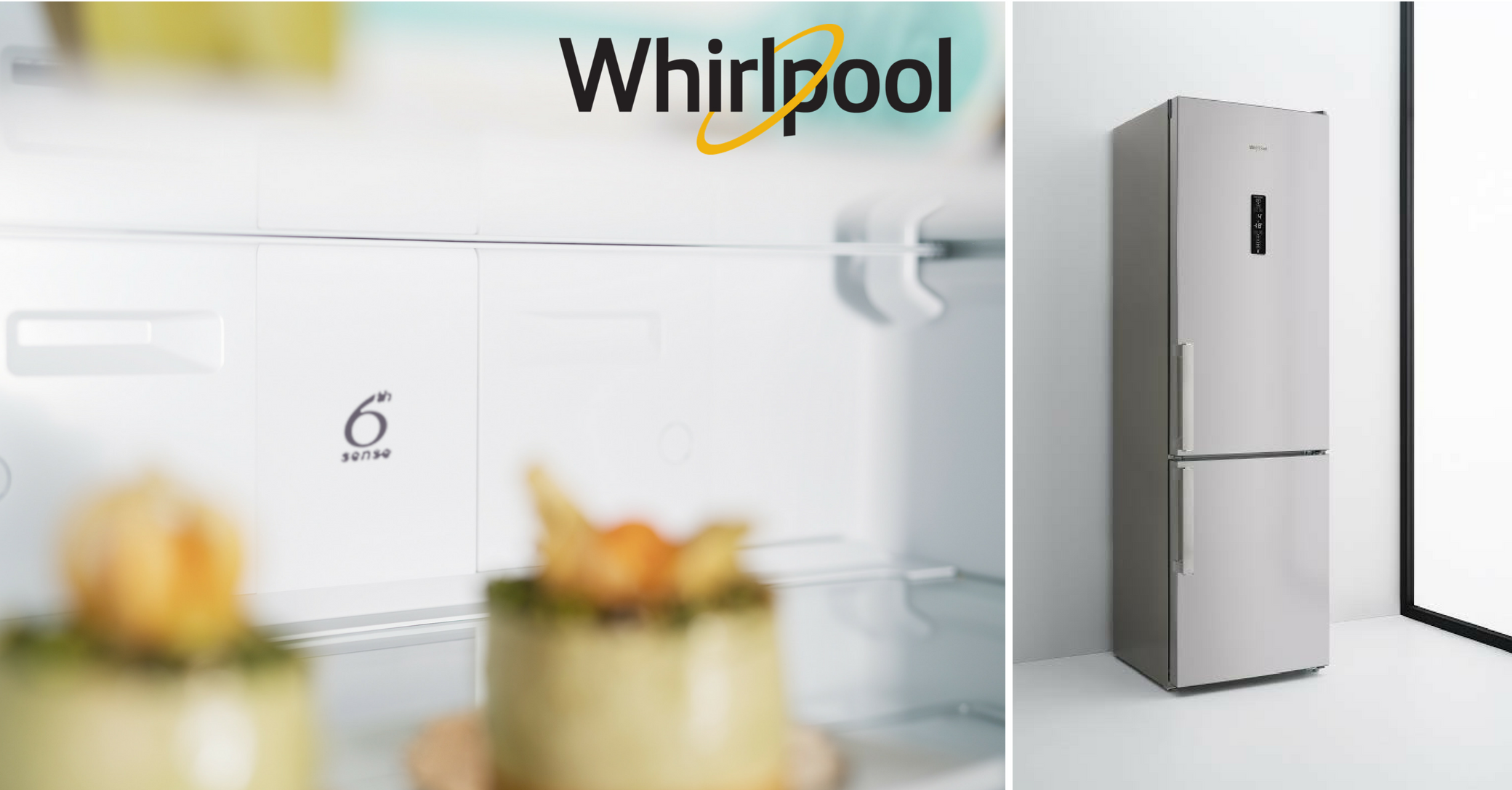 Whirlpool Dual Fresh No Frost