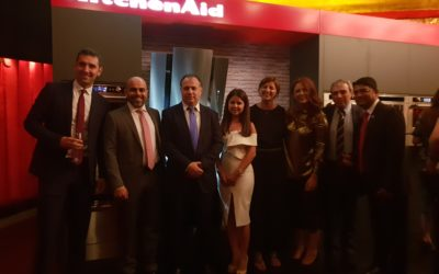 Whirlpool Corporation launches its Iconic Brand KitchenAid Major Appliances in partnership with ACES in Lebanon