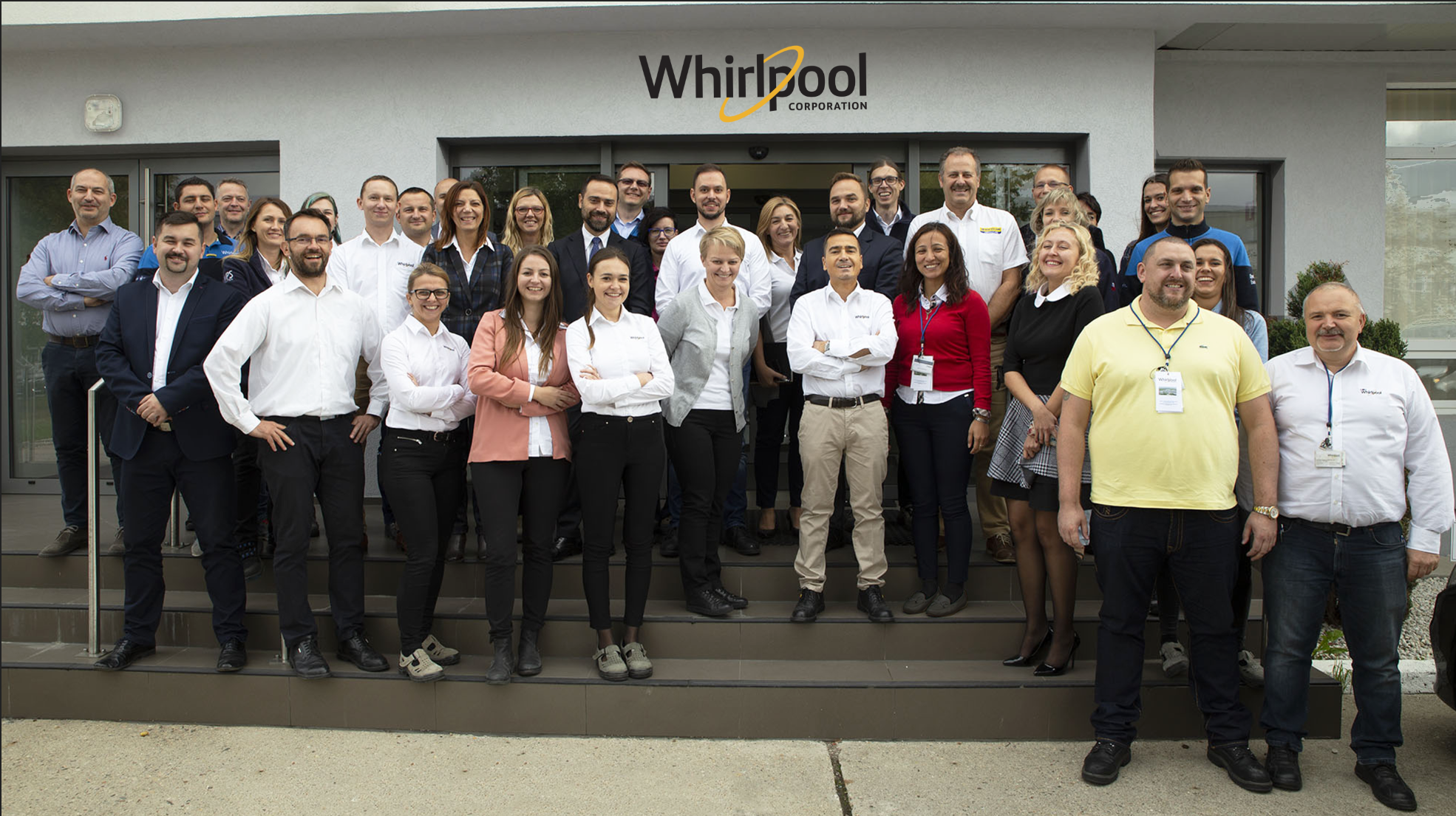 Wroclaw, Whirlpool World Class Manufacturing