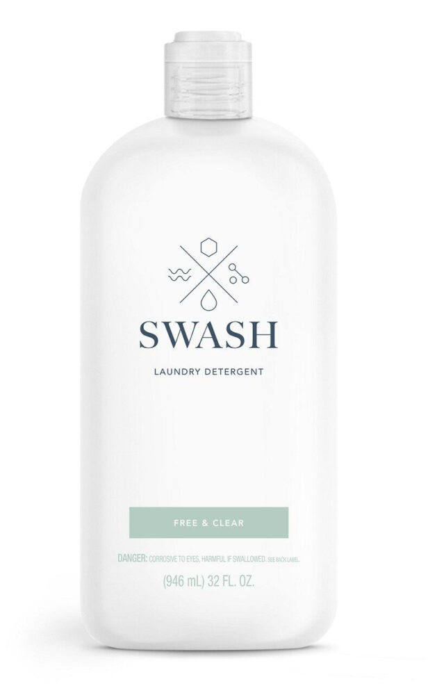 Swash Fee & Clear Laundry Detergent