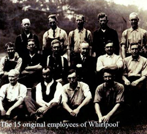 Whirlpool Corporation History & Heritage 2