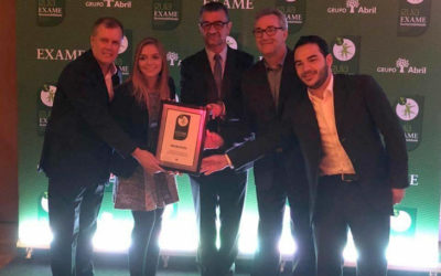 Whirlpool Latin American Winner of the Most Sustainable Company in the Electronics Category