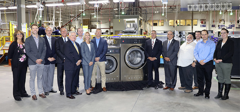 Maytag Commercial Laundry Multi-load Washer
