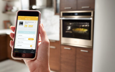 The Future of Care: Whirlpool Brand Announces Connected Hub Wall Oven Concept with Augmented Reality