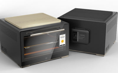 Smart Countertop Oven from WLabs™ of Whirlpool Corporation Packs Big Innovation into Small Appliance