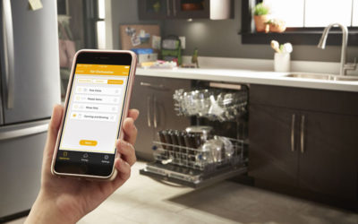 Whirlpool Brand Re-Imagines the Future of Care with Upgrades to Smart Kitchen Appliances