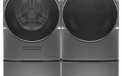 Whirlpool Brand Revolutionizes Laundry Routines with the Latest in Connected Technology