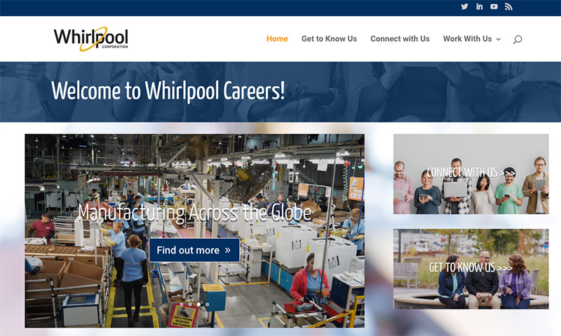 Careers Site